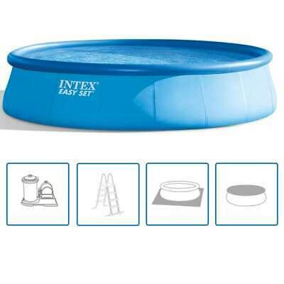Intex Swimming Pool Easy Set 549x122cm Outdoor Garden Summer