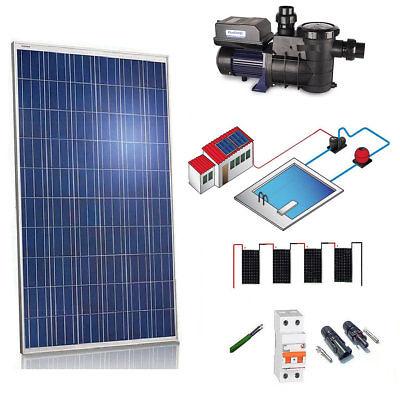 Kit Wizzard Solar for Pool 750W (1 Cv) L/Day