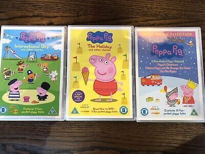 Peppa Pig - Fire Engine/ Princess/ Christmas/Holi day/
