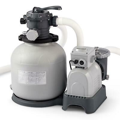 Pool Sand Filter Pump Krystal Clear  GPH Above Ground
