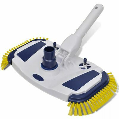 vidaXL Pool Vacuum Head Cleaner Brush Sweep Broom Side
