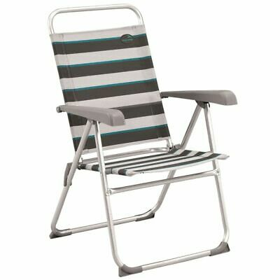 Easy Camp Folding Chair Spica Grey 58x58x95.5 cm Outdoor