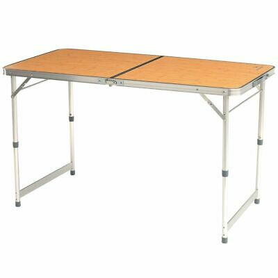 Easy Camp Folding Table Arzon Bamboo Outdoor Camping Table