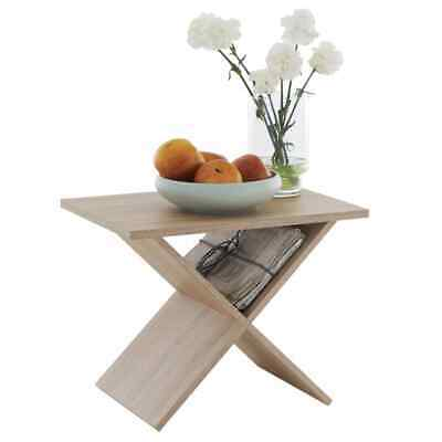 FMD Coffee Table Oak Tree Home Decor Living Room Furniture