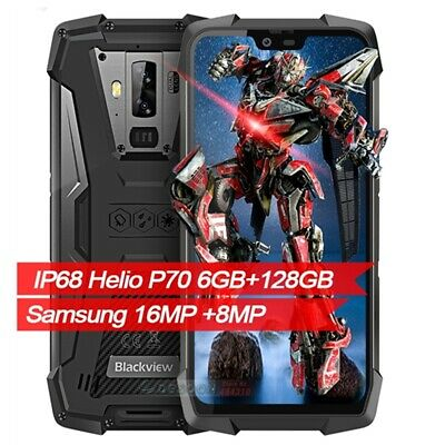 """5.84"""" Blackview BV Pro 6GB+128GB Smartphone Android 9.0"""