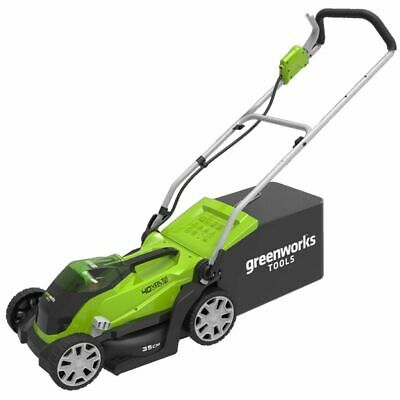 Greenworks Lawn Mower Grass Cutter Trimmer without 40 V