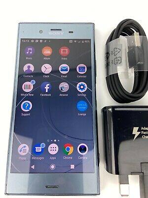 Sony Xperia XZ1 GGB Moonlit Blue 4G Unlocked GOOD