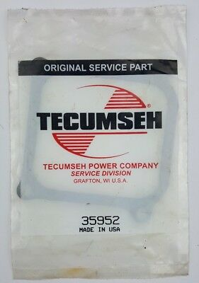 Tecumseh  Rocker Arm Cover Gasket Genuine Part NOS OEM
