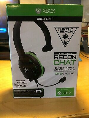 BRAND NEW Turtle Beach Recon Chat Gaming Headset for Xbox