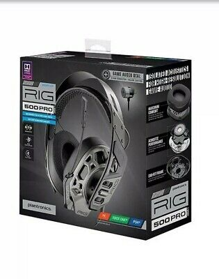 Plantronics RIG 500 Pro Esports PS4, Xbox One, PC Headset