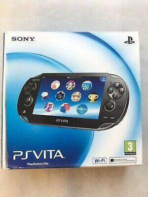 Sony PS Vita WiFi Console PCH- - Boxed Complete