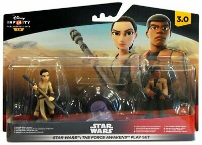 Star Wars The Force Awakens Disney Infinity 3.0 Play Set