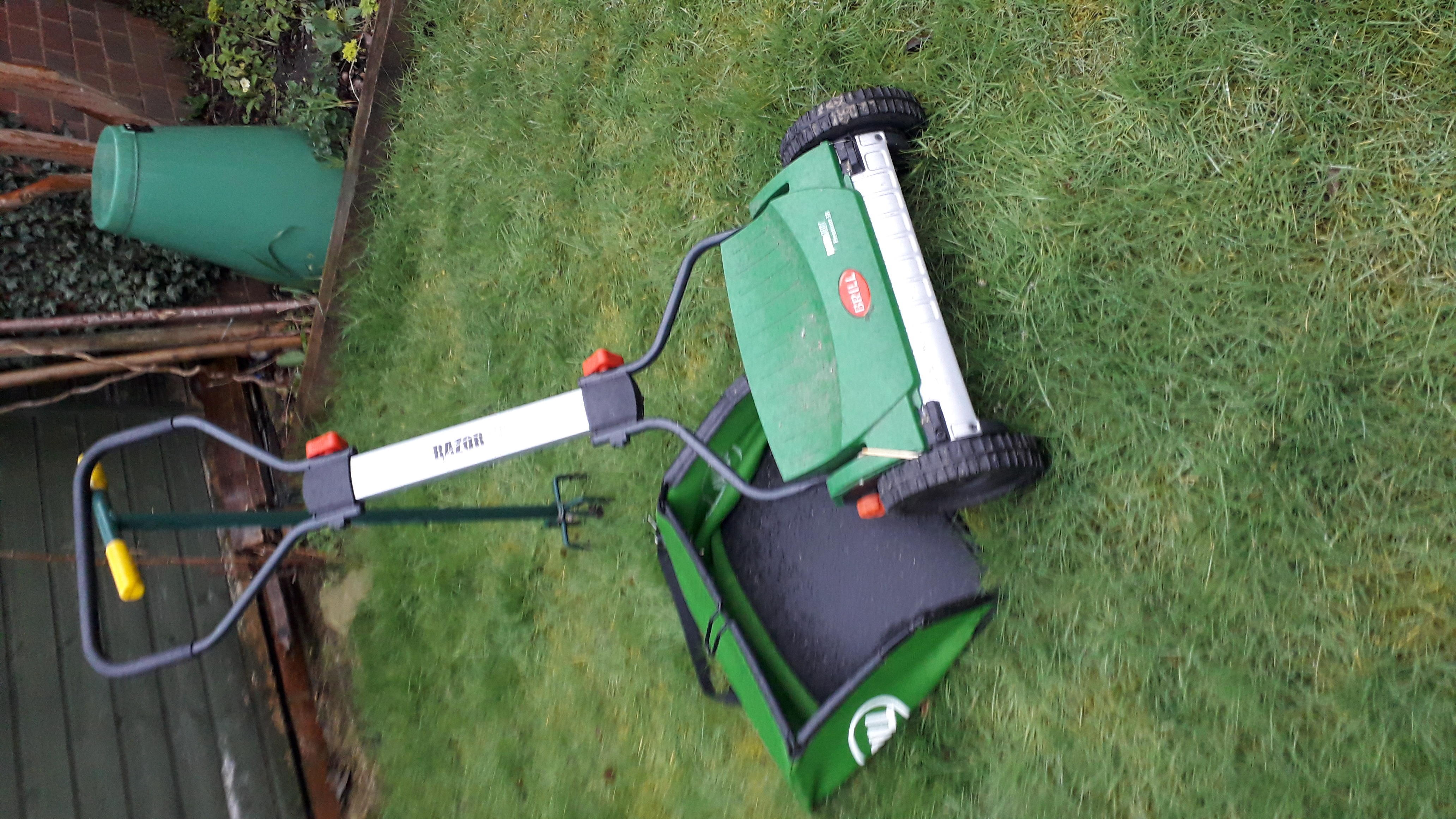 Cylinder Lawn Mower for Sale
