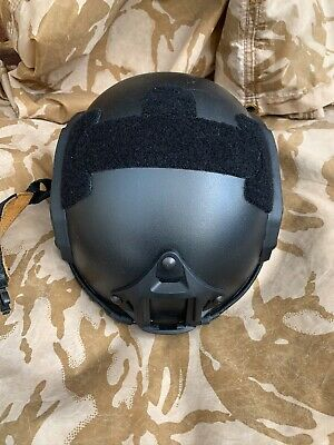 AIRSOFT OPS BLACK SWAT TACTICAL MARITIME ABS HELMET JUMP