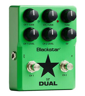 Blackstar LT Dual Distortion Guitar Effect Pedal (NEW)