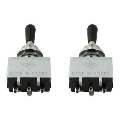 Box Style Les Paul Sg 3 Way Pickup Selector Toggle Switch,