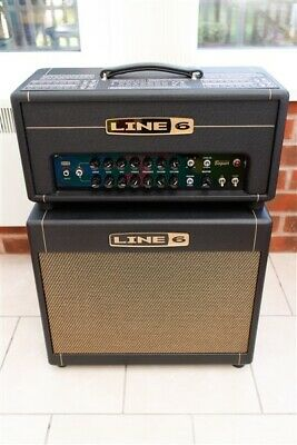 Line 6 DT25 Tube Amp Combo 25W Electric Guitar Boutique