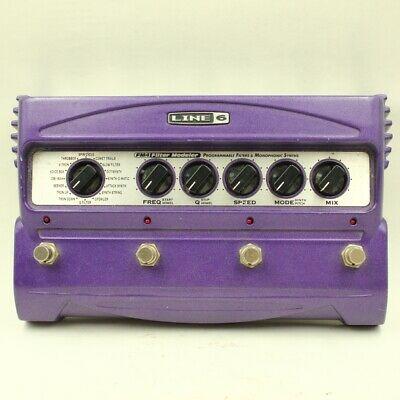 Line6 FM4 Filter Modeler Adapter use only Guitar effect