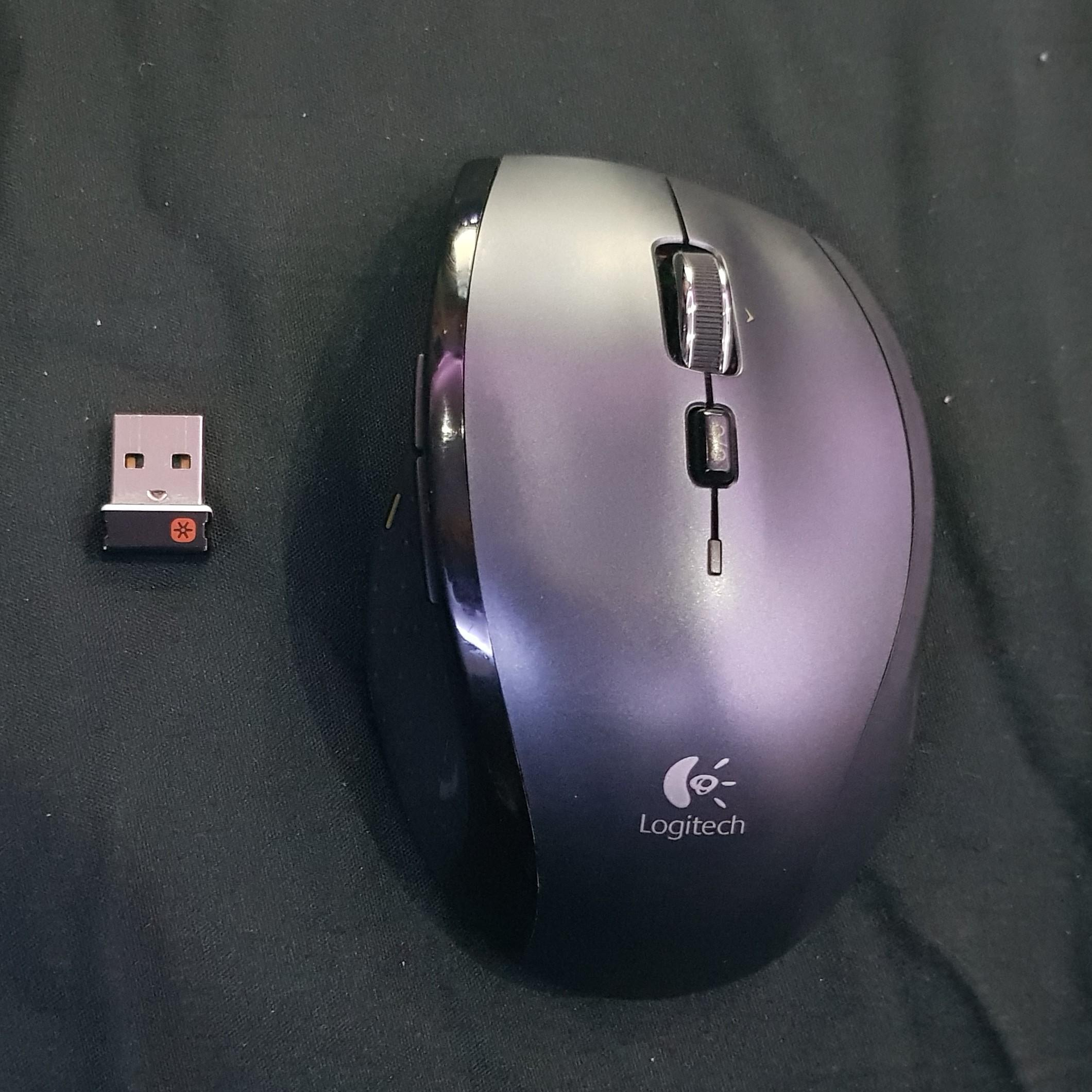 Logitech M705 Wireless Laser Mouse RRP £40