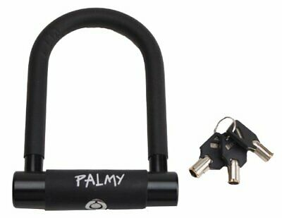 New Palmy Mini Aluminium U-lock Shackle Lock For Bicycle