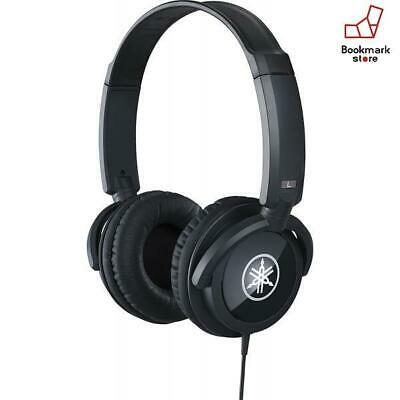 New YAMAHA Headphones Black HPH-100B F/S from Japan