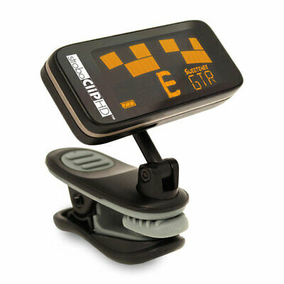 Peterson StroboClip HD High Definition Clip On Strobe Tuner,