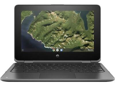 "HP Chromebook x G"" Intel Celeron 4GB RAM 32GB"
