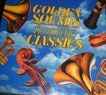 LP Records Golden Sounds from the Classics