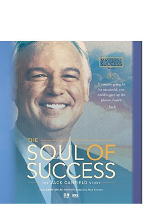 Soul of Success: The Jack Canfield Story [blu-ray] (US