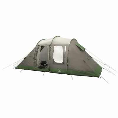 Easy Camp Tent Huntsville Twin 400 Grey and Green Outdoor