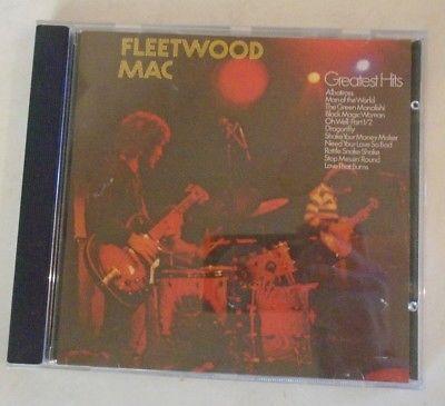 FLEETWOOD MAC ~ Greatest Hits ~ CD ALBUM (Red Front)