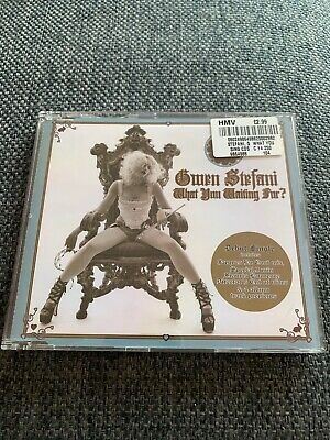 Gwen Stefani - What You Waiting For? CD Single Incl Jacques