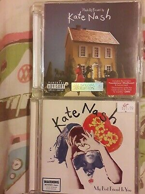 Kate Nash - Made of Bricks/My Best Friend Is You (2cds)