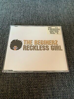 The Beginerz - Reckless Girl CD Single With Sister Bliss