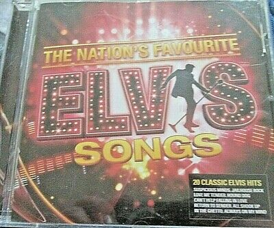 The Nation's Favourite Elvis Songs (CD )