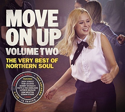 Various Artists - Move On Up, Vol. 2 The Very Best Of
