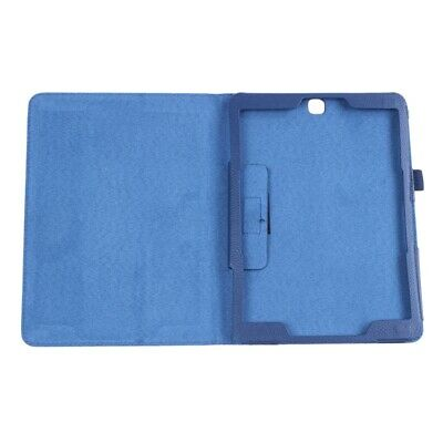 1X(Leather Stand Flip Case Cover For Samsung Galaxy Tab S2