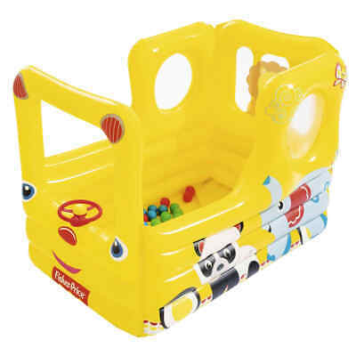 Bestway School Bus Playcenter Fisher Price Lil' Learner Ball