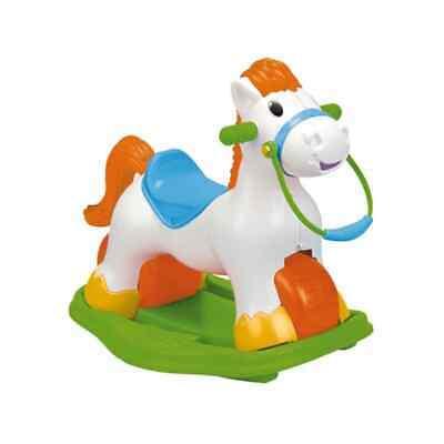 Feber 3-in-1 Rocking Pony Sound Children Kids Toddler Play