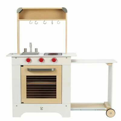 Hape Cook 'n Serve Kitchen E Pcs Age 3 Years+ Children