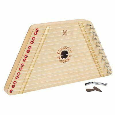 Hape Happy Harp Wooden Musical Instrument EPcs Age 3