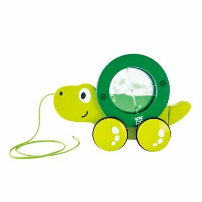 Hape Kids Children Baby Tito Pull Along Wooden Tito Pull Toy
