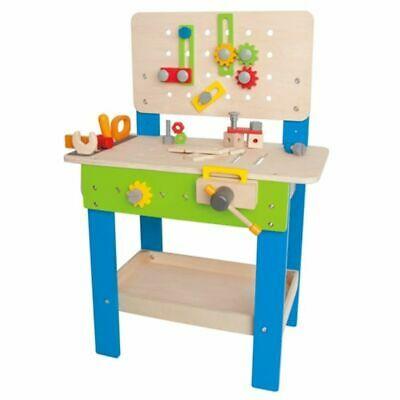 Hape Master Workbench E Pcs Age 3 Years+ Children