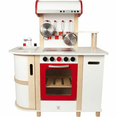 Hape Multifunctiona l Toy Kitchen E Toy Food Toddler