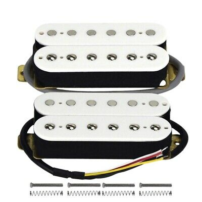 High Output Alnico V Guitar Pickup Double Coil Humbucker