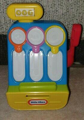 Little Tikes Cash Register Childs Toy Supermarket Shop Till