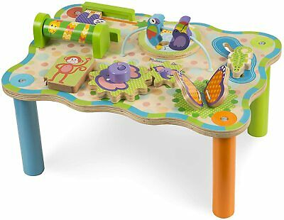 Melissa and Doug First Play Jungle Activity Table -