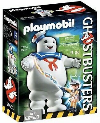 PLAYMOBIL GHOSTBUSTERS STAY PUFT MARSHMALLOW MAN  Brand