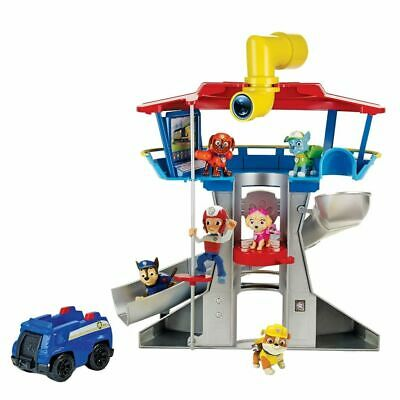 Paw Patrol Lookout Playset Kids Children Chase and Vehicle