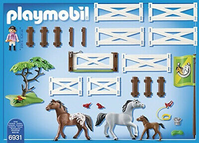 Playmobil  Country Horse Paddock. Shipping Included